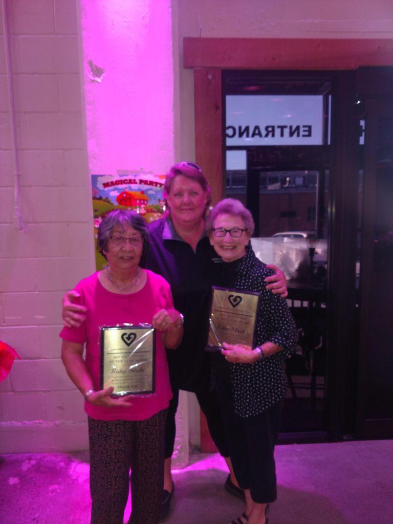 Local Volunteers Recognized During Annual Volunteer Center Picnic