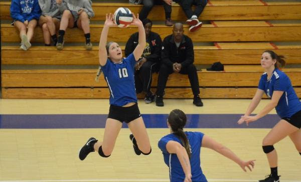 Volleyball: Riesgo named to KCAC Preseason Team