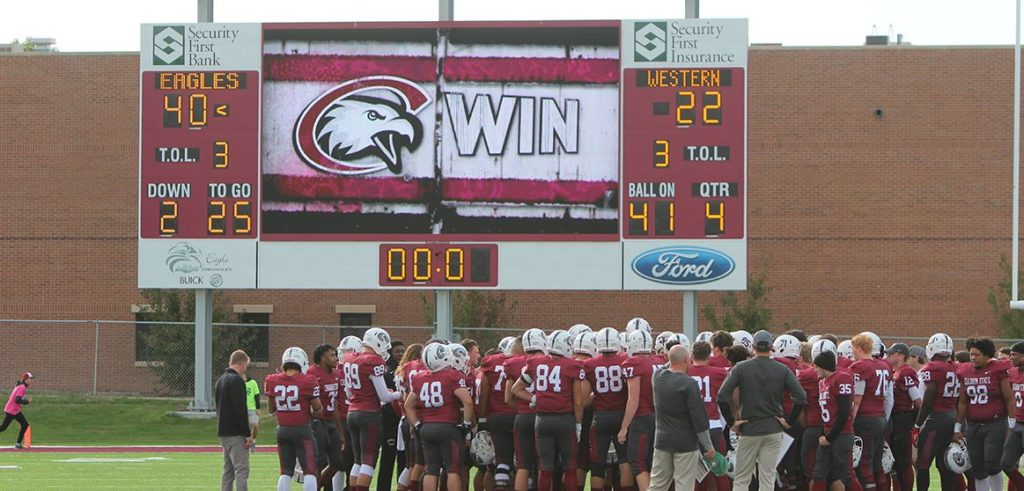 Eagles hope to challenge for top of RMAC this fall