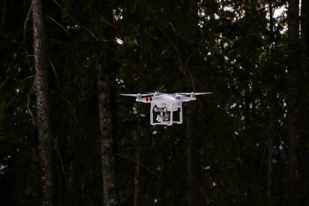 Drone Use on the National Forests & Grasslands