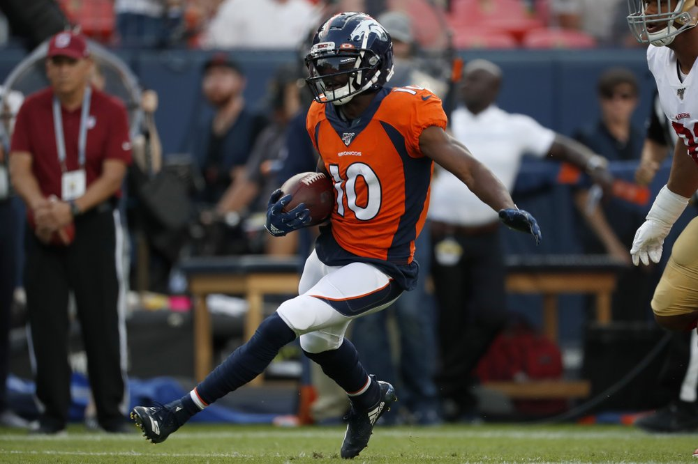 Broncos Fall at Home to 49ers in Preseason Action