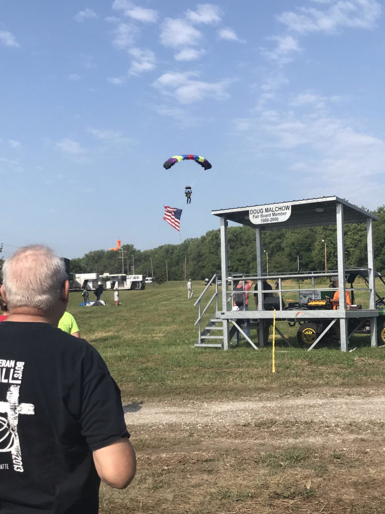 Cuming County Fair In Full Swing