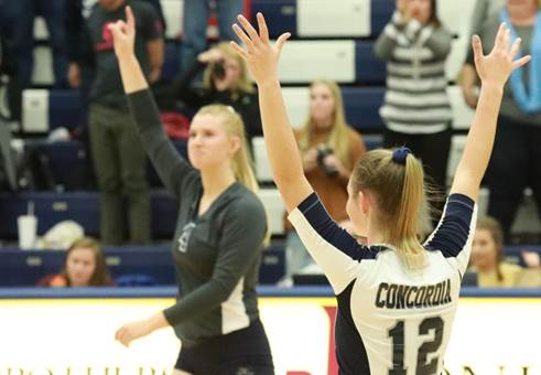 Bulldog volleyball lands at No. 8 in GPAC preseason poll