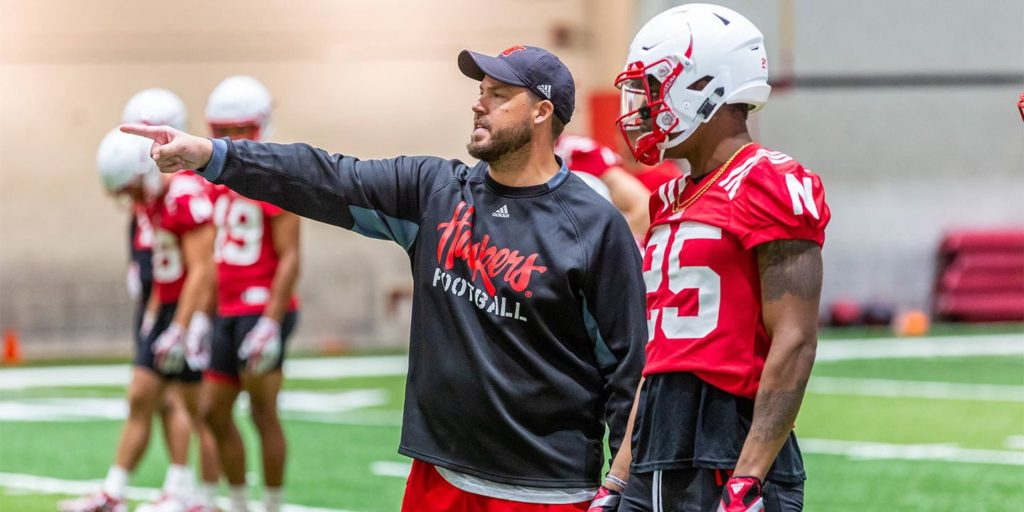Blackshirts Continue Preparations for Saturday's Opener