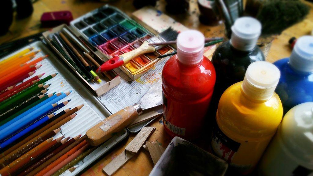 After School Art Program at West Nebraska Arts Center