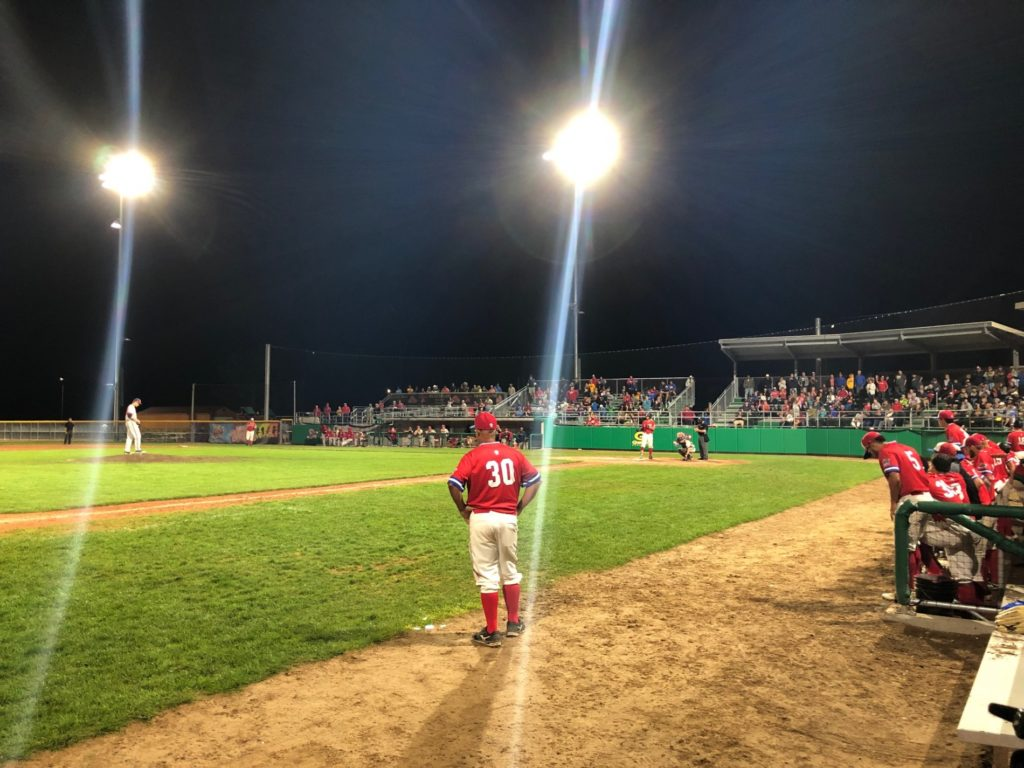 Pioneers fall to Big Sticks in Expedition League title game