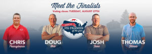 America's Pig Farmer of the Year Final Four Announced