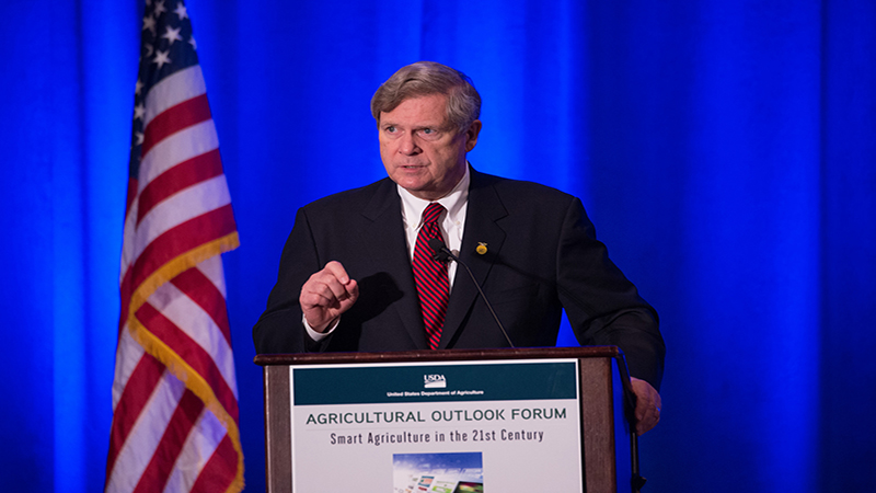 Vilsack: USMCA Can Be Trade Catalyst