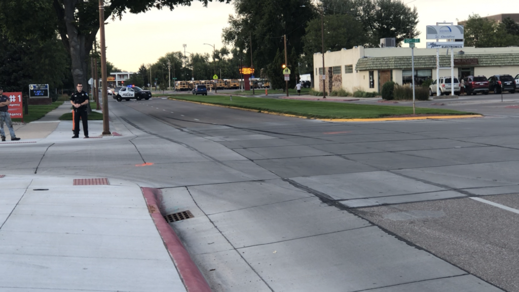 Young boy hospitalized following Wednesday evening vehicle vs. pedestrian accident