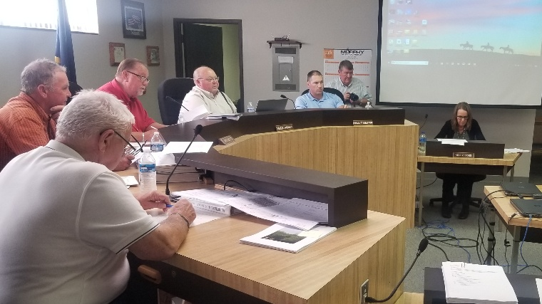 Stegall Road Repairs to be Addressed Over 3 Years