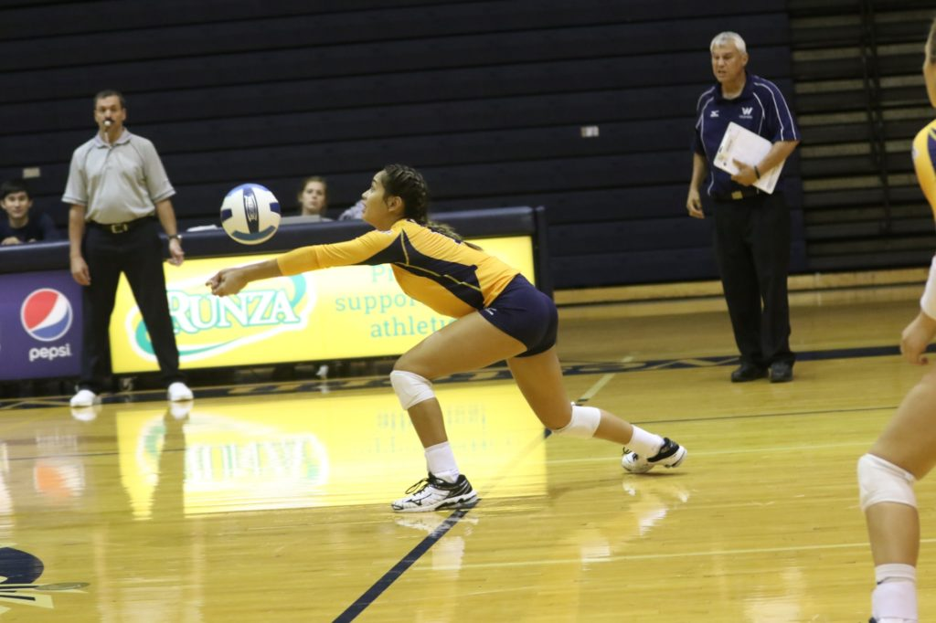 WNCC downs EWC in four sets