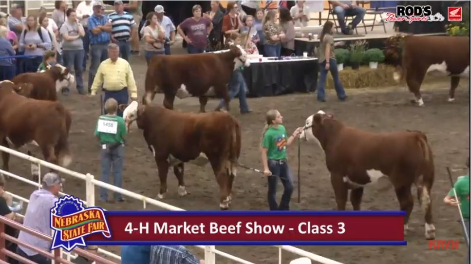 LIVE: Nebraska State Fair – Monday Final Drive and Parade of Champions