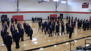 AFJROTC program at Scottsbluff High gets staff assistance inspection visit Monday