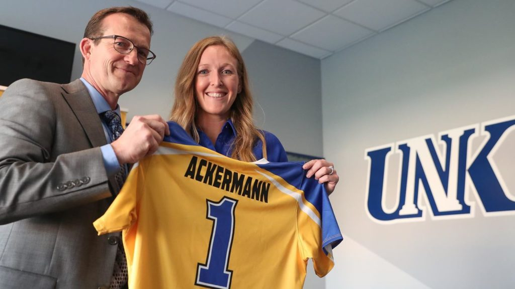 Ackerman To Lead UNK Softball