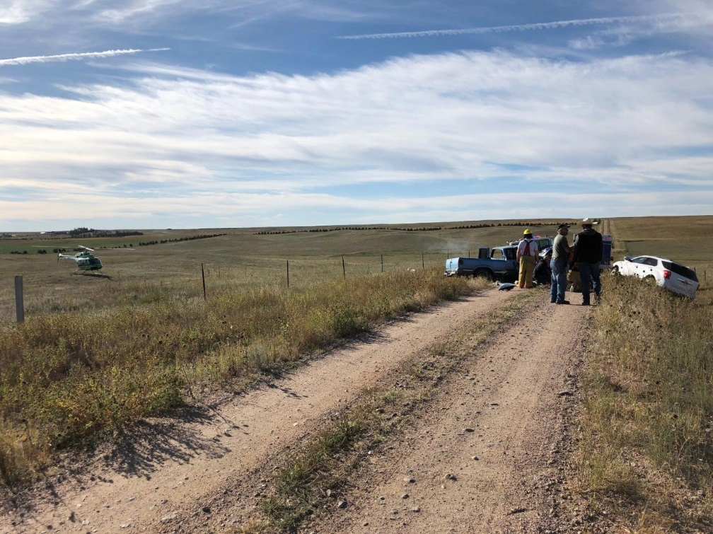NSP: Driver in Banner County crash suspected of driving under influence of meth