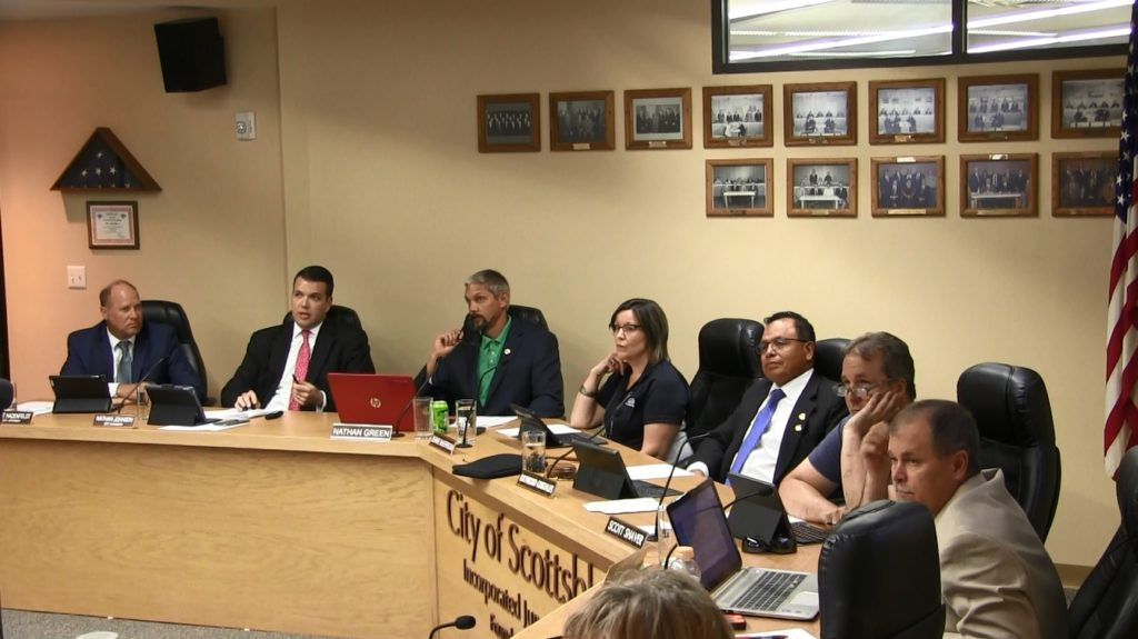 Bluffs Council Approves Budget/Rejects Occupation Tax Increase On Hotels