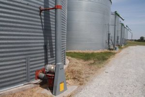 Livingston advocates for grain bin safety following father's accident