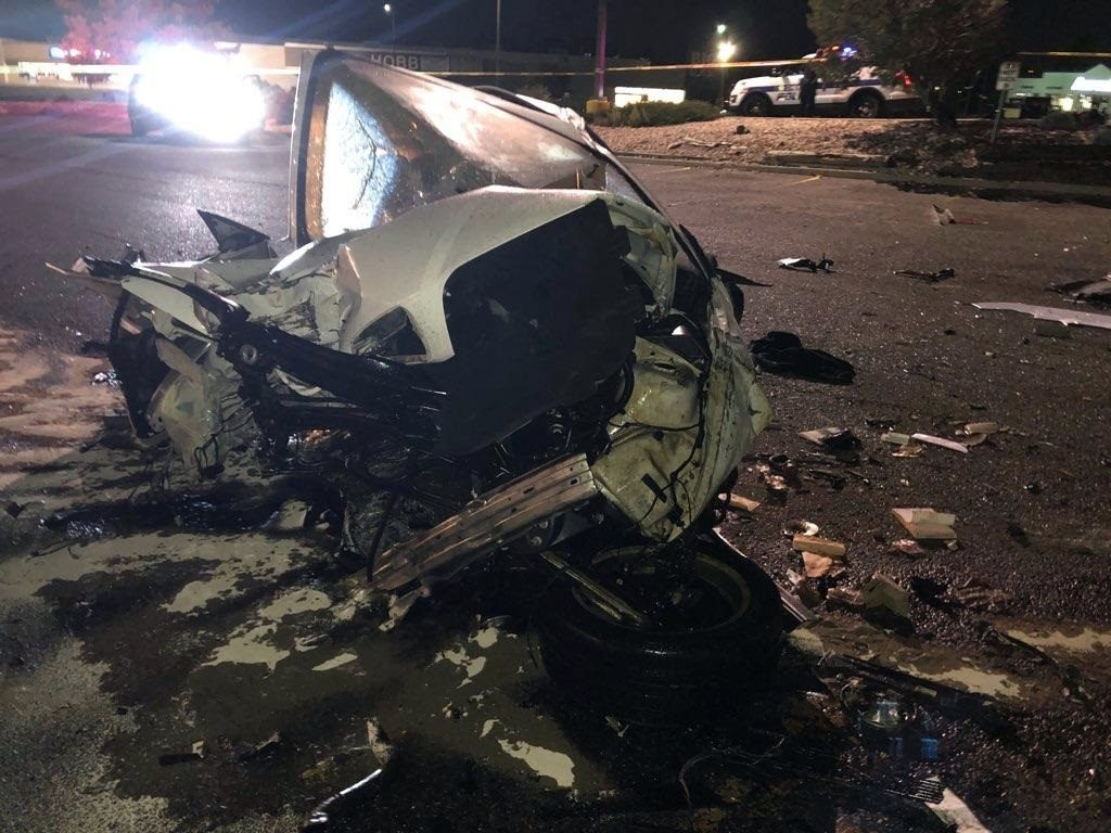 Cheyenne Police Investigating Serious Injury Crash Early Thursday