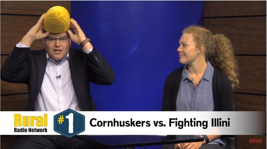 Agriculture States Face Off: Cornhuskers vs. Fighting Illini