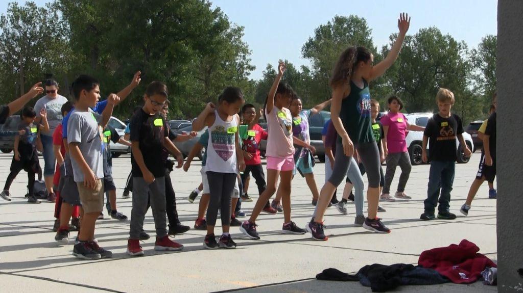 Area Third Grade Students Share Nebraska Kids Fitness And Nutrition Day