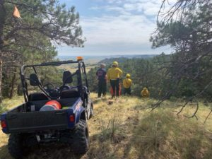 Firefighters and Emergency Agencies Prep for Weekend Wildfire Training