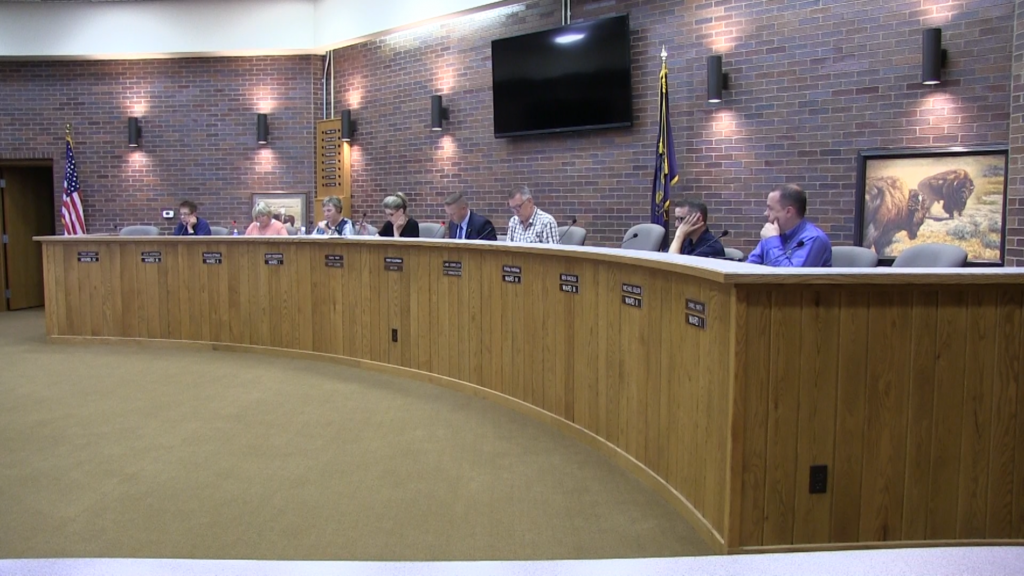 Gering City Council to consider pursuing franchise fee claim against Allo Communications