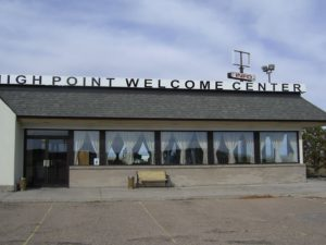 Kimball Co. Commissioners commit to High Point Welcome Center for another year