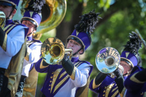 UNK Band Day Parade to Showcase 25 Schools