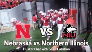(Video) Nebraska looks to get back on track - Weekly HuskerChat (NE vs NIU)