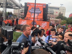VIDEO: College GameDay Hosts Discuss Nebraska vs Ohio State