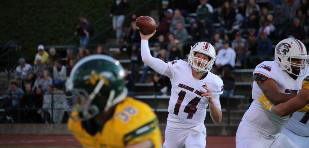 Holst named RMAC Offensive Player of the Week
