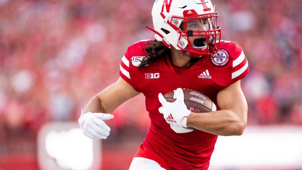 (Video) Nebraska puts away Northern Illinois early in a 44-8 win
