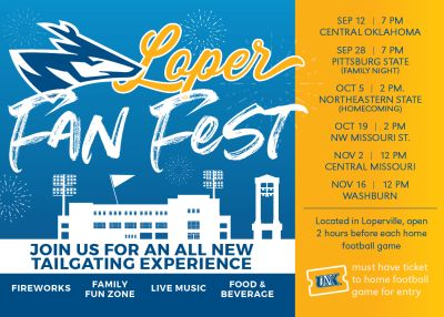 UNK Revamps Tailgating Experience