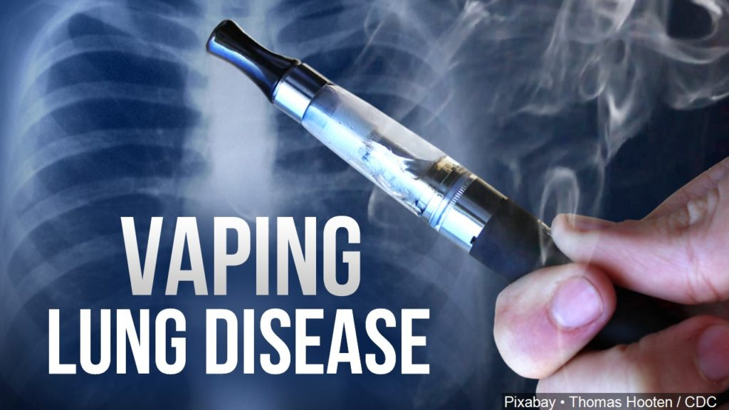 First Nebraska Death Related to Vaping Illness Reported to DHHS