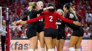 Huskers Rally Past Loyola Marymount
