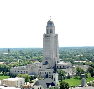 Property tax bill in limbo with Nebraska session on pause
