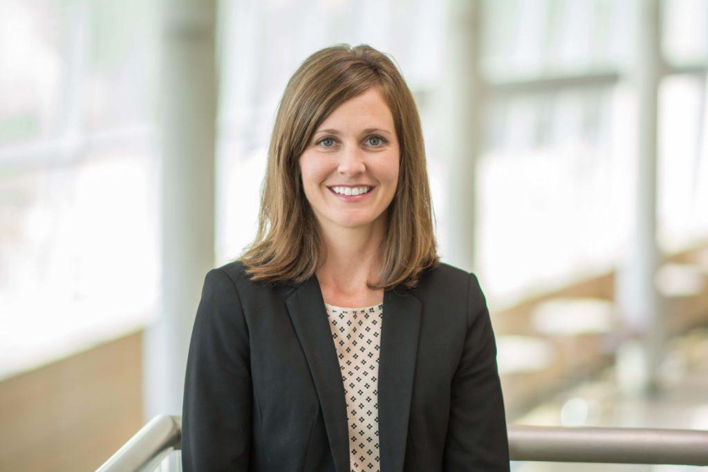 UNMC's Nicole Carritt named director of UNMC rural health initiatives