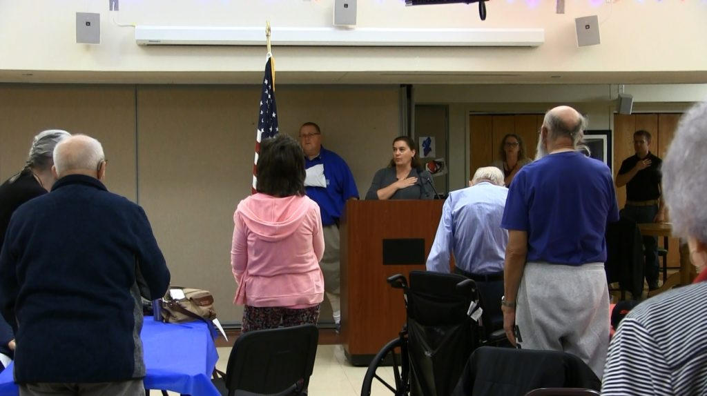 9/11 Remembered During Patriot Day Ceremony In Scottsbluff