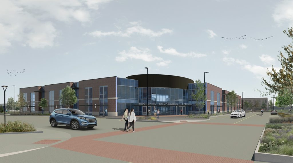 Engagement center will be 'linchpin' of UNK's University Village