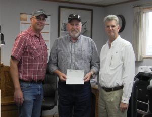 WESTCO donates $10,000 to Ft. Laramie Canal Disaster Relief