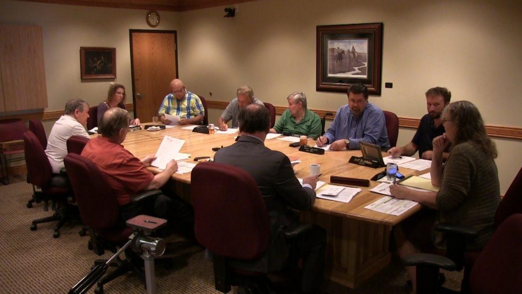 Scottsbluff Airport Board sets budget, gets updates on hail damage, runway work