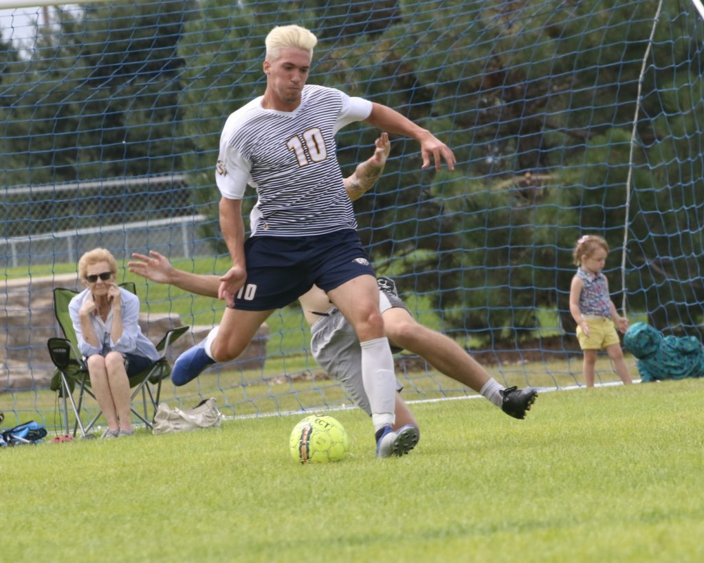 WNCC men's soccer gets by Dakota County on Sunday