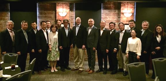 Gov. Ricketts announces Taiwan companies' intent to buy Nebraska ag commodities