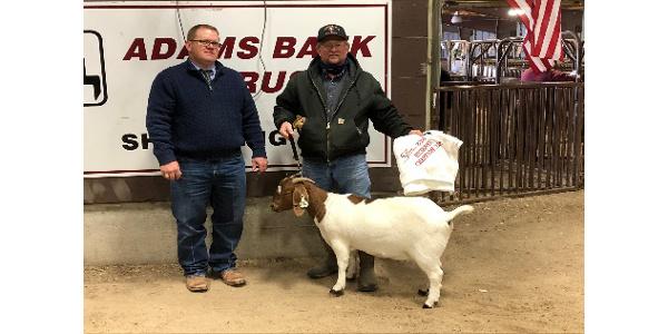 4S Goat Expo Oct. 5-6