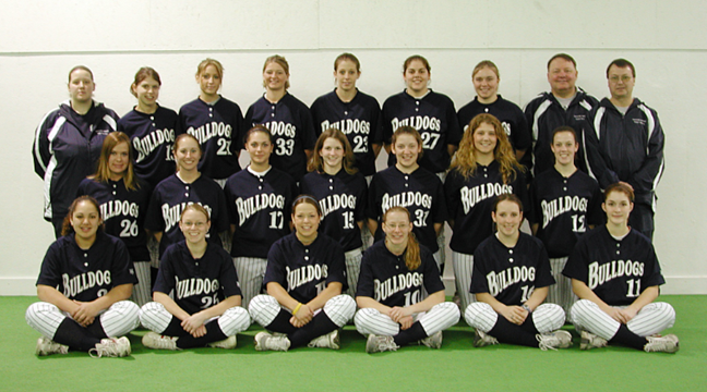 '05 softball team rode grit, togetherness to GPAC title