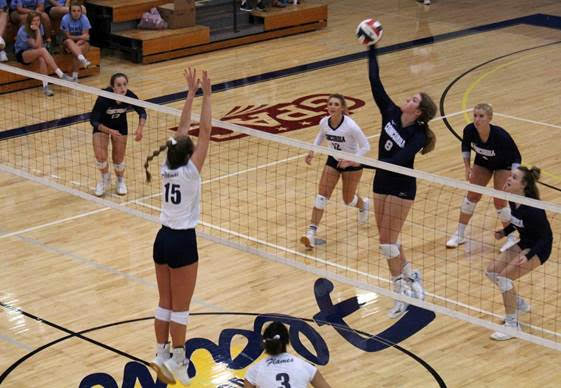 Noyd powers win at No. 25 College of Saint Mary