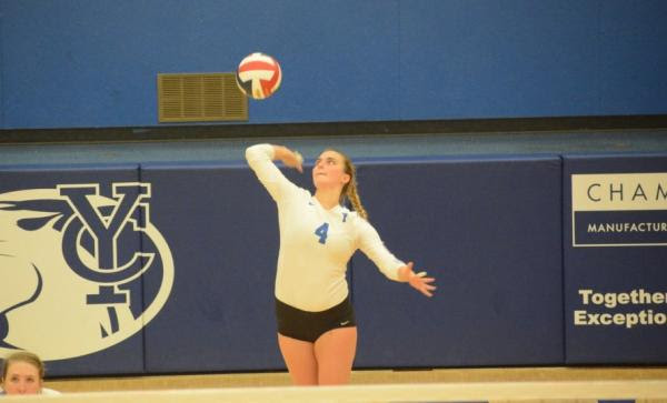 Volleyball: Panthers push to five but fall short against Presentation