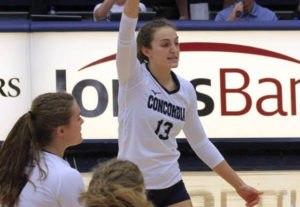 Morningside middles trip up Concordia