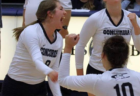 Road Dawgs topple Doane in straight sets