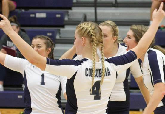 Callahan chosen as NAIA National Setter of the Week